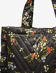 Becksöndergaard - Even Flower - shoppere - black - 4