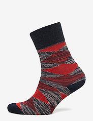 Becksöndergaard - Didde Squares - chaussettes - red love - 0