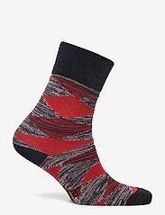 Becksöndergaard - Didde Squares - chaussettes - red love - 1