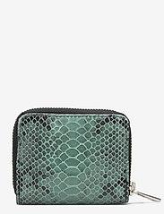 Becksöndergaard - Snake Petit Wallet - portfele - simply green - 1