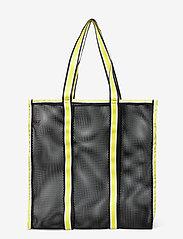 Becksöndergaard - Meshy - torby na zakupy - black - 0