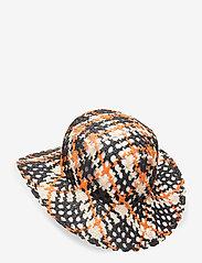 Becksöndergaard - Mabel Hat - hattar - orange - 1