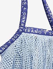 Becksöndergaard - Reya Market Bag - shoppere - powder blue - 4