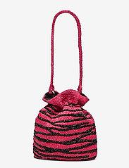 Becksöndergaard - Zebra Tora Bag - bucket bags - chinese red - 1