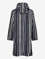 Becksöndergaard - Pencil Magpie Raincoat - regntøy - navy blue - 1