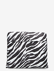 Becksöndergaard - Zebra Foldable Bag - shoppere - black - 3
