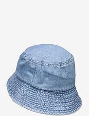 Becksöndergaard - Denim Bucket Hat - bucket hats - forever blue - 1