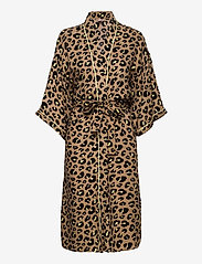 Becksöndergaard - Loe Liberte Kimono - kimonos - soft beige - 0