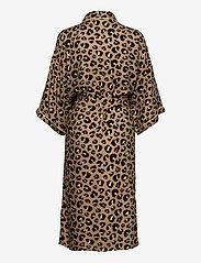 Becksöndergaard - Loe Liberte Kimono - kimonos - soft beige - 1