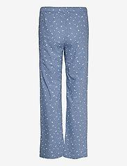 Becksöndergaard - Tiny Flower Pyjamas Set - pyjamas - forever blue - 3