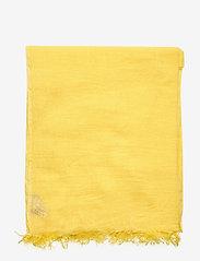 Becksöndergaard - Solid Gaze Ilkana - huivit - soft yellow - 1