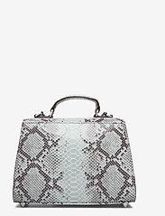 Becksöndergaard - Snake Petit Malery Bag - handväskor - white - 1