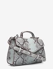 Becksöndergaard - Snake Petit Malery Bag - handväskor - white - 2