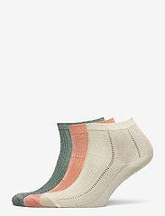 Becksöndergaard - Mix Sock Pack W. 14 - chaussettes sport - canyon/feldspar/yellow - 0