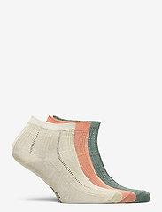 Becksöndergaard - Mix Sock Pack W. 14 - chaussettes sport - canyon/feldspar/yellow - 1