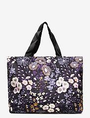 Becksöndergaard - Flowerwhirl Foldable Bag - shoppere - multi col. - 1