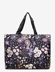 Becksöndergaard - Flowerwhirl Foldable Bag - shoppere - multi col. - 3