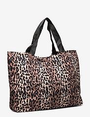 Becksöndergaard - Leolar Foldable Bag - shoppere - beige - 4