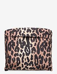 Becksöndergaard - Leolar Foldable Bag - shoppere - beige - 5