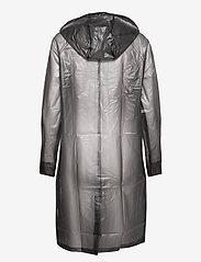 Becksöndergaard - Transparent Magpie Raincoat - sadevaatteet - grey - 2