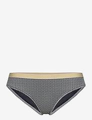 Becksöndergaard - Tallie Fan Bottom - culottes et slips - quarry - 0
