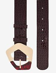 Becksöndergaard - Marlowe Belt - ceintures - brownish - 2