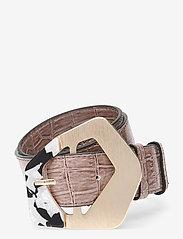 Becksöndergaard - Marlowe Belt - ceintures - grey - 1