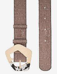 Becksöndergaard - Marlowe Belt - ceintures - grey - 2