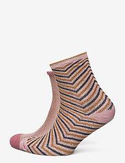 Becksöndergaard - Mix Sock Pack W.18 - chaussettes - silver gray / desert sand - 0