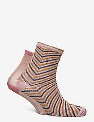 Becksöndergaard - Mix Sock Pack W.18 - chaussettes - silver gray / desert sand - 1