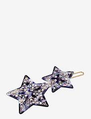 Becksöndergaard - Starlight Hairclip - accessories - night sky - 1