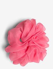 Becksöndergaard - Organza Scrunchie - haar accessoires - pink - 0