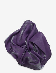 Becksöndergaard - Shinny Scrunchie - hiusasusteet - purple - 0