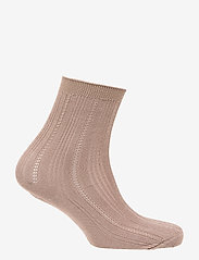 Becksöndergaard - Glitter Drake Sock - socks - sandstone - 1