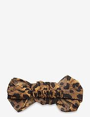 Becksöndergaard - Leo Knot Hairband - akcesoria do włosów - brownie - 1