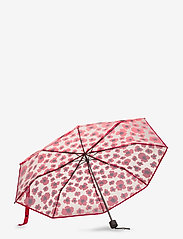Becksöndergaard - Poppy Transparent Umbrella - parasole - fiery red - 2