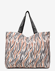 Becksöndergaard - Zobra Foldable Bag - totes - sand - 1