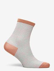 Becksöndergaard - Flowdy Sora Sock - sokker - violet ice - 1