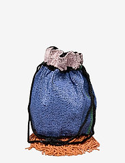 Becksöndergaard - Color Block Tora Bag - bucket bags - mix colour - 0