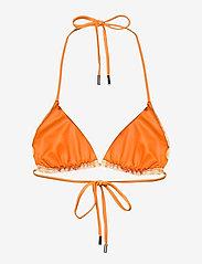 Becksöndergaard - Celesta Bikini Top - bikini med trekantform - ivory - 2