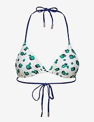 Becksöndergaard - Amapoly Bikini Top - bikinitopper - off white - 0