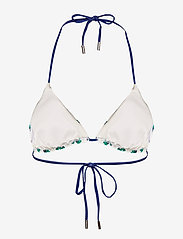 Becksöndergaard - Amapoly Bikini Top - bikinitopper - off white - 1