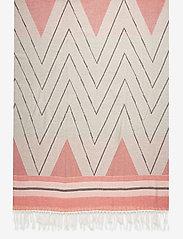 Becksöndergaard - Marisol Towel - strandhåndklær - burnt sienna - 1