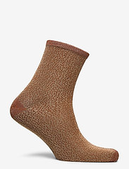Becksöndergaard - Drop Needle Glow Sock - sokker - lark - 1