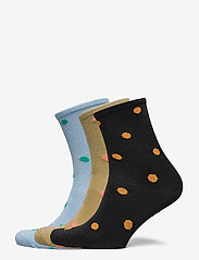 Becksöndergaard - Mix Sock pack W.3 - sokker - nightsky/lark/skyway - 0