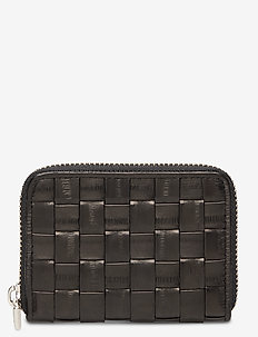 Braidy Purse Classic - plånböcker - black
