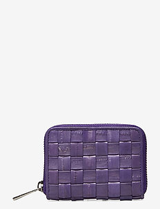 Braidy Purse Classic - portemonnees - lilac