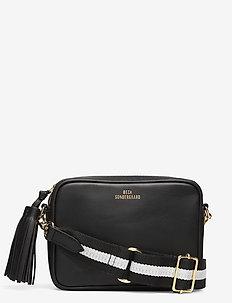 Lullo Rua Classic colors - schoudertassen - black