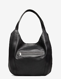 Veg Malik Bag - bucket bags - black