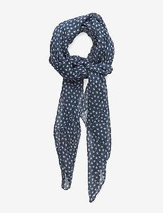 Fine Summer Star - huivit - shy indigo